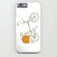 Bicycle with Pumpkin iPhone 6s Slim Case