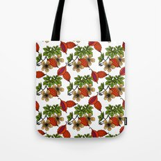 Jamaican Botanicals - Cerasee (tropical) Tote Bag