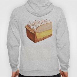 Coconut Cream Pie Slice Hoody