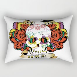 Do The Thing Rectangular Pillow