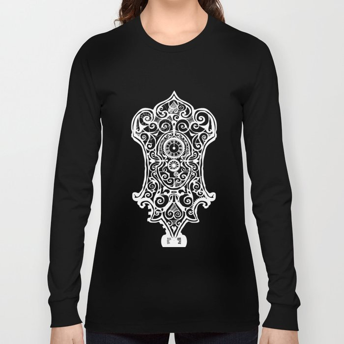 Arsenic and Clock Lace Long Sleeve T-shirt