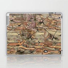 Peeling Worm Wood Laptop & iPad Skin
