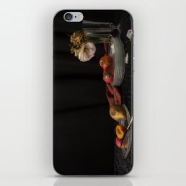 Still life of decay iPhone Skin
