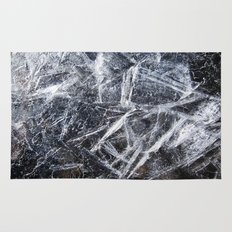 Ice Patterns Rug