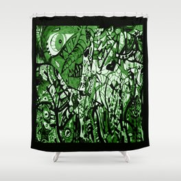 You Can't Unsee It Shower Curtain