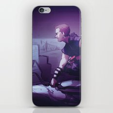 New York State of Mind iPhone & iPod Skin