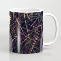 lonely Mugs featuring Lonely by Kirby Kilpatrick