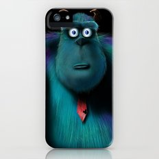 sulley  iPhone (5, 5s) Slim Case