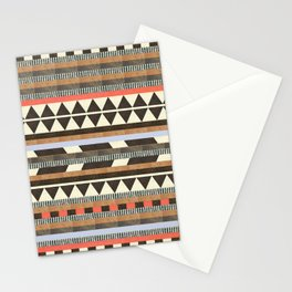 DG Aztec No.1 Stationery Cards