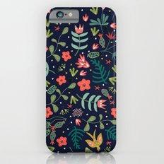 Flying Around in the Garden iPhone 6s Slim Case