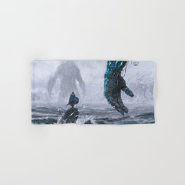 Duel Hand & Bath Towel