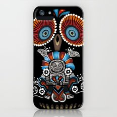 Mexican Owl Slim Case iPhone (5, 5s)