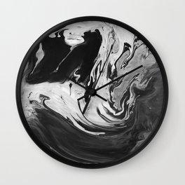 SPINA NO.2 Wall Clock