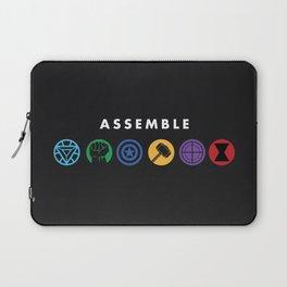 Assemble Laptop Sleeve