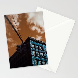 NYC Duotone 1 Stationery Cards