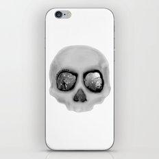 sleeping less every night iPhone & iPod Skin