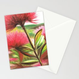 Pohutukawa Flower Stationery Cards