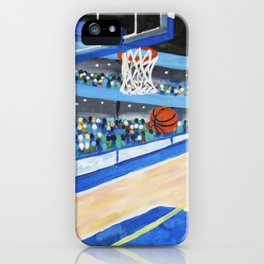 Nothing But Air iPhone Case