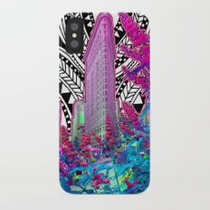 Tribal Iron Slim Case iPhone X