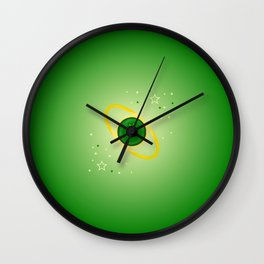 Jupiter Power Wall Clock