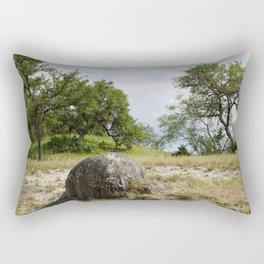 The Sigil Rectangular Pillow