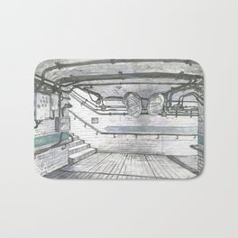 Taipei Underpass Bath Mat