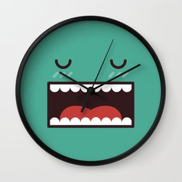 Mr Sleepwalker Wall Clock