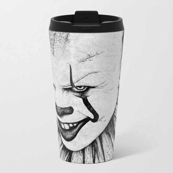 You'll float too Metal Travel Mug