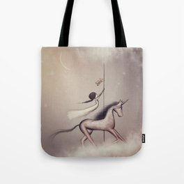 A Magical Journey Tote Bag