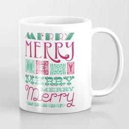 Merry Merry Coffee Mug