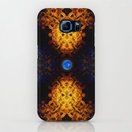 Earth And Fire iPhone Case