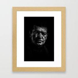 Ernest Shackleton Framed Art Print