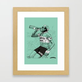Coppi: Il Campionissimo celebrates Framed Art Print