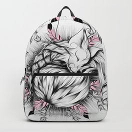 Little Fox Pink Version Backpack