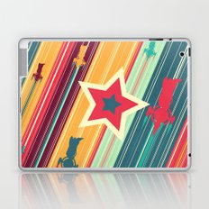 A Dandy guy... In Space! Laptop & iPad Skin