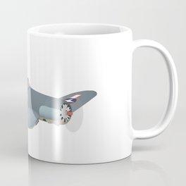 Corsair WWII Airplane Coffee Mug