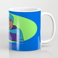 clueless Mugs featuring Excuse me, Miss Dionne by abiey_uwa