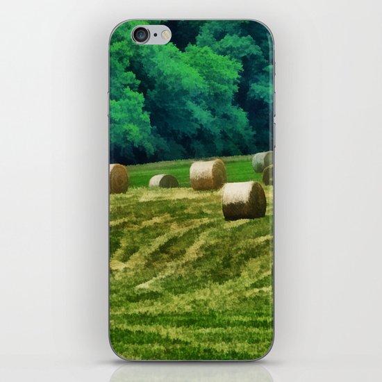Harvest Time iPhone Skin