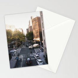 Manhattan Streets Stationery Cards
