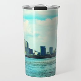 New Orleans Skyline Travel Mug