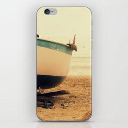boat iPhone Skin