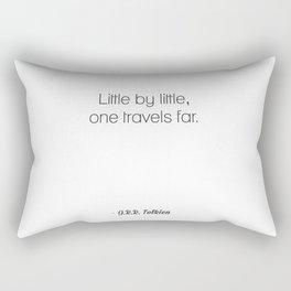 J.R.R. Tolkien Rectangular Pillow