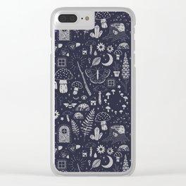 Fairy Garden: Midnight Clear iPhone Case