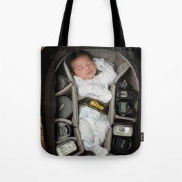 Nikon Love Tote Bag