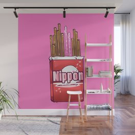 Pocky Lover - Junkies Collection Wall Mural
