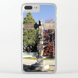 The Totem Clear iPhone Case