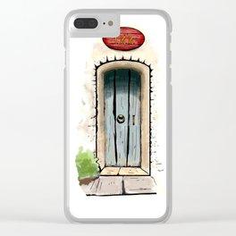 The Old Inn Clear iPhone Case