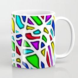 rainbow clown Coffee Mug