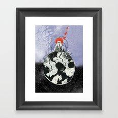 zoiz Framed Art Print