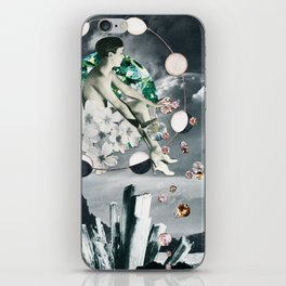 Give What They Can Receive (Six of Gems) iPhone Skin